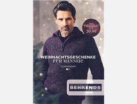 Anzeige behrends
